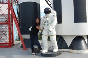 ako ang ang austronaut :)