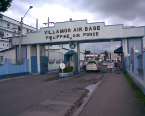Sa Villamor Airbase :)